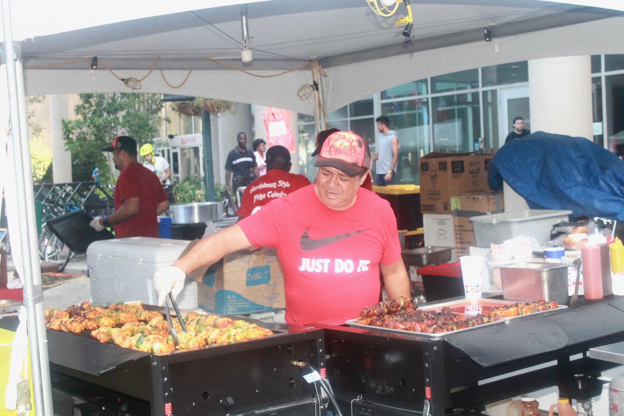 Soda City Market Food