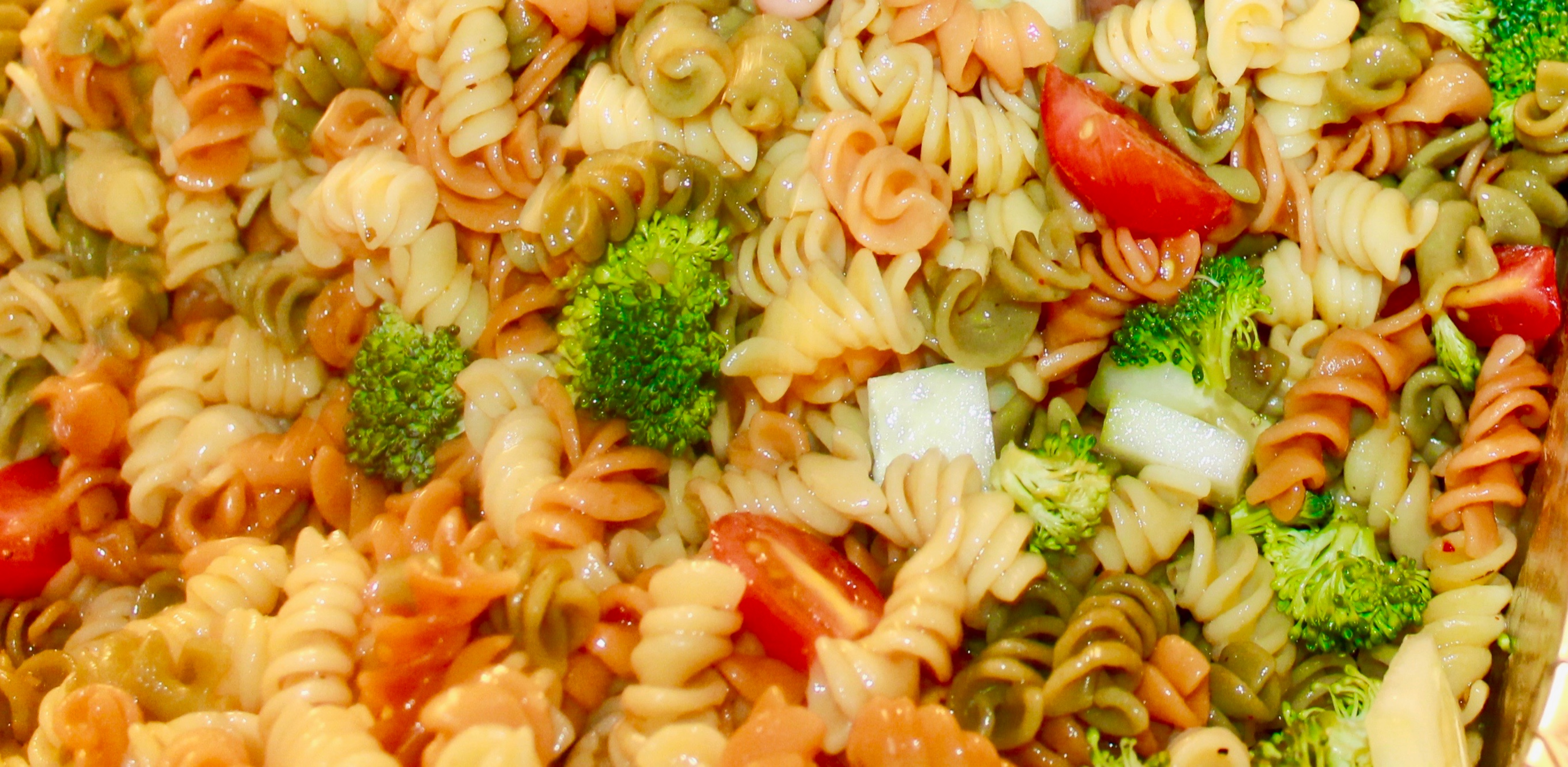 The Easiest Pasta Salad Recipe in the World