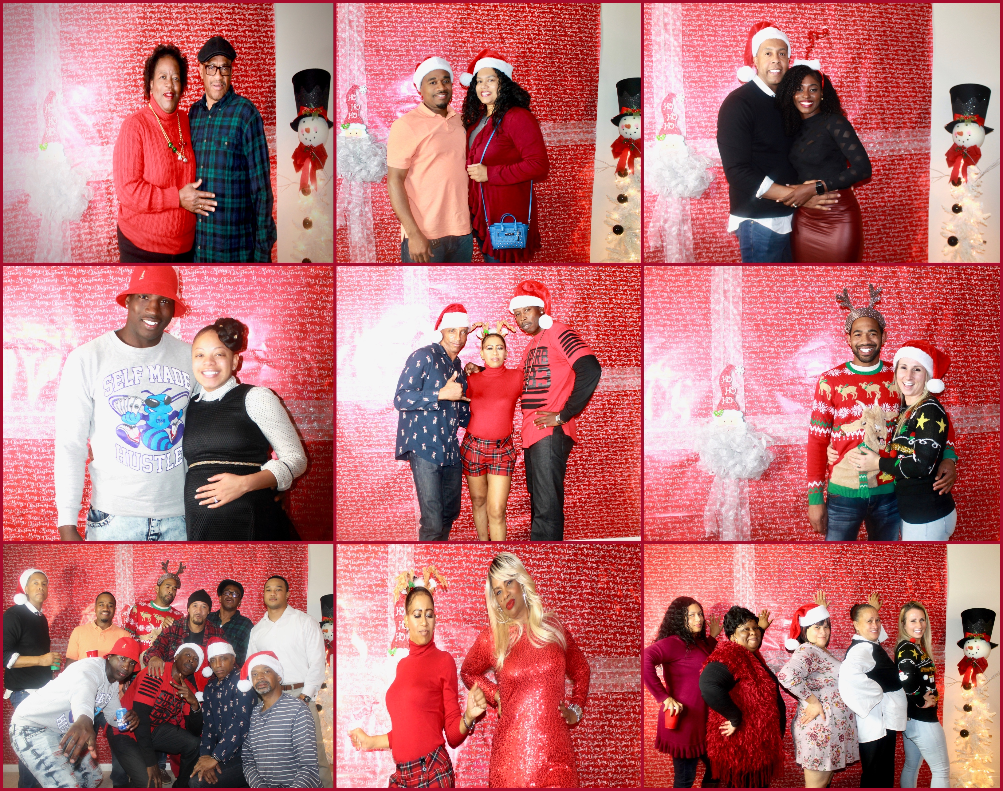 southern love christmas party pictures