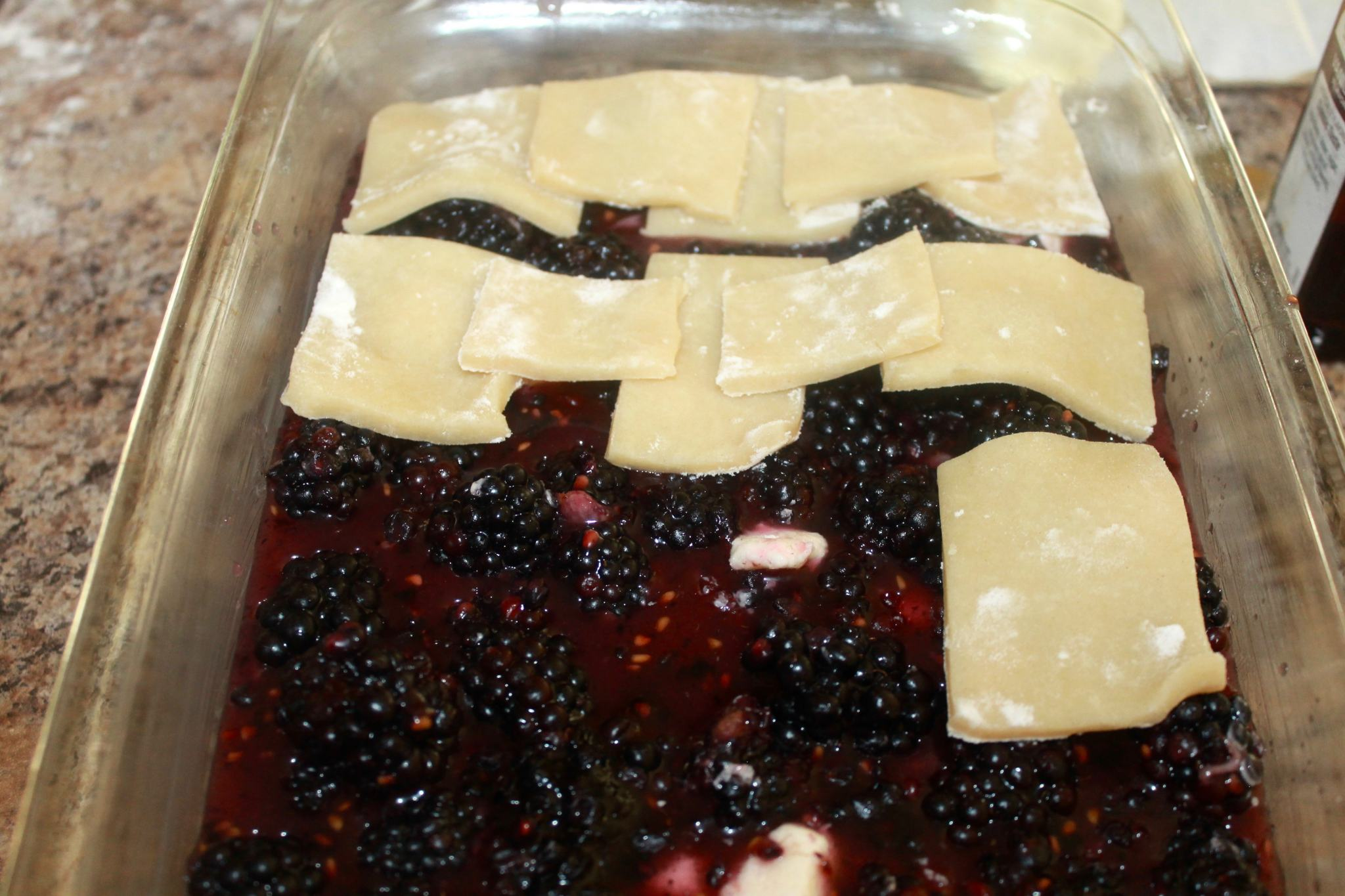 Southern Recipe: Blackberry Cobbler