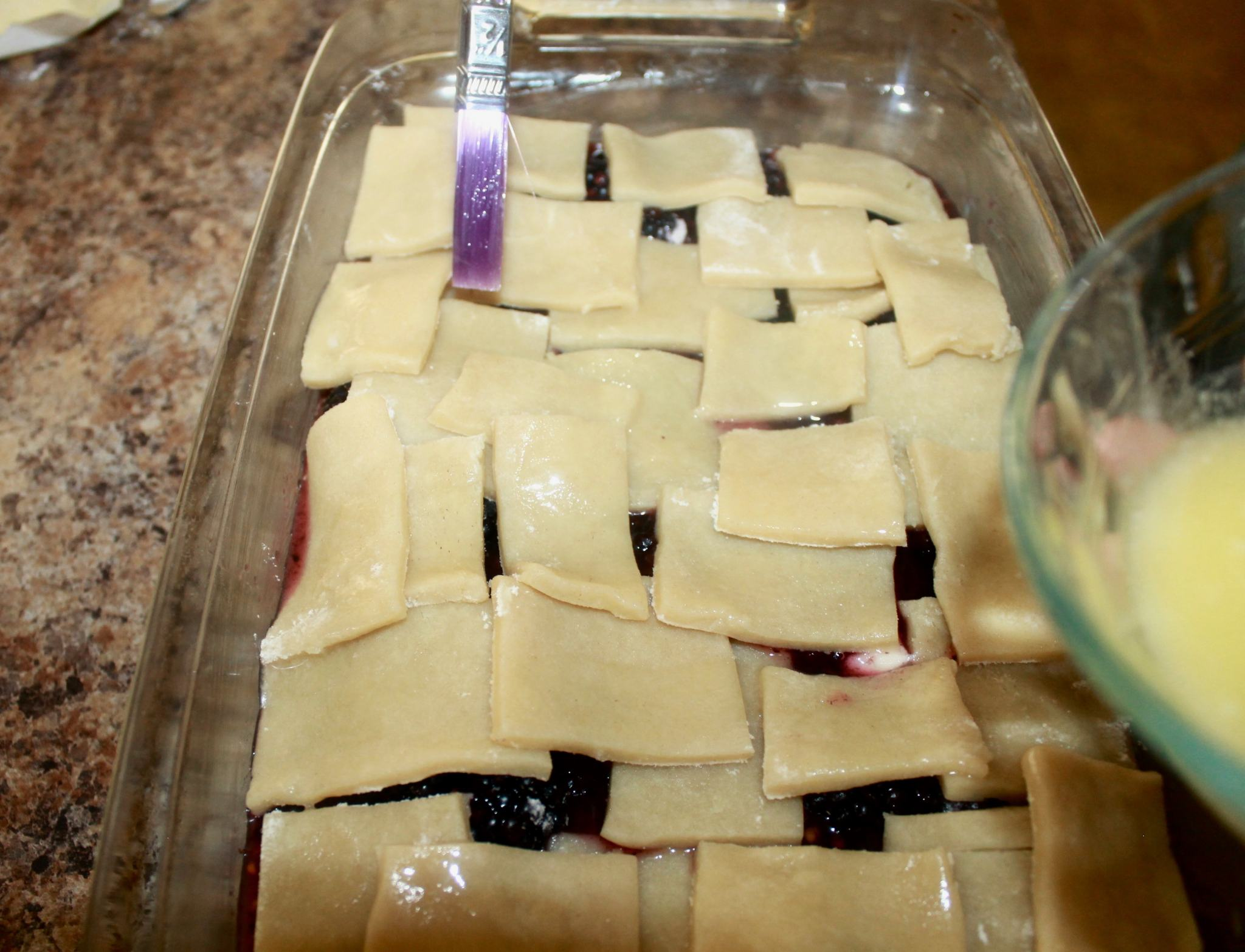 Homemade Blackberry Cobbler Recipe