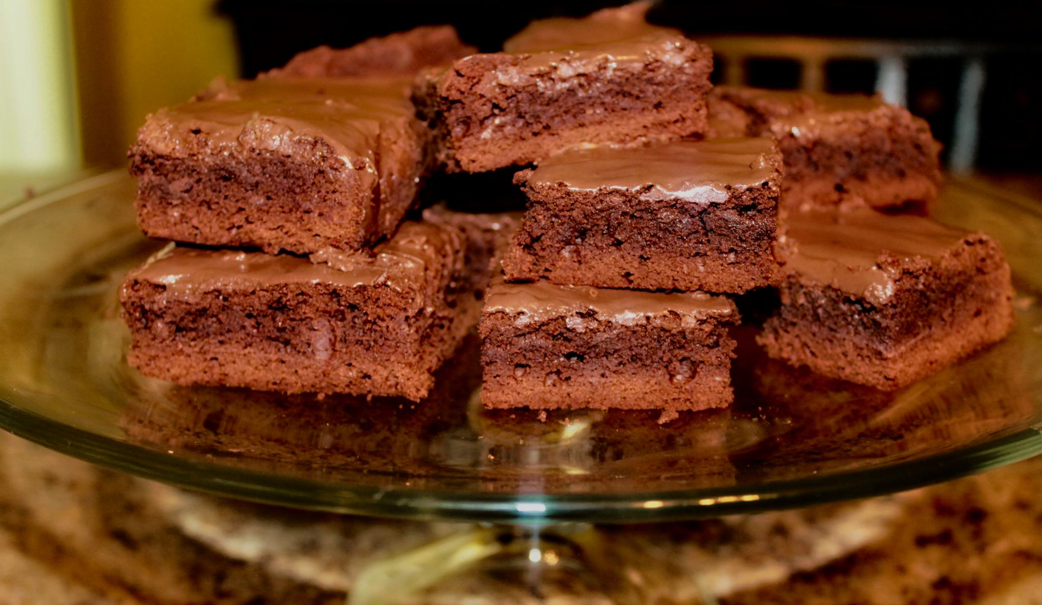 An Easy and Quick Brownie Recipe