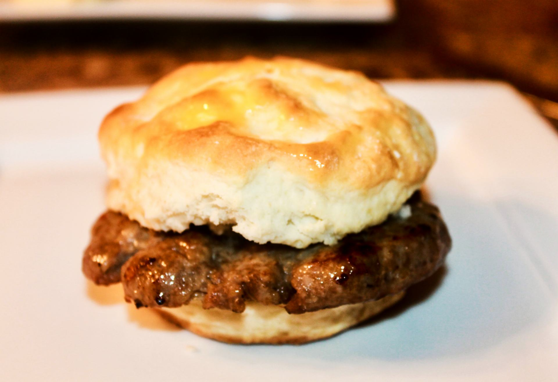 How to make a Sausage biscuit from scratch