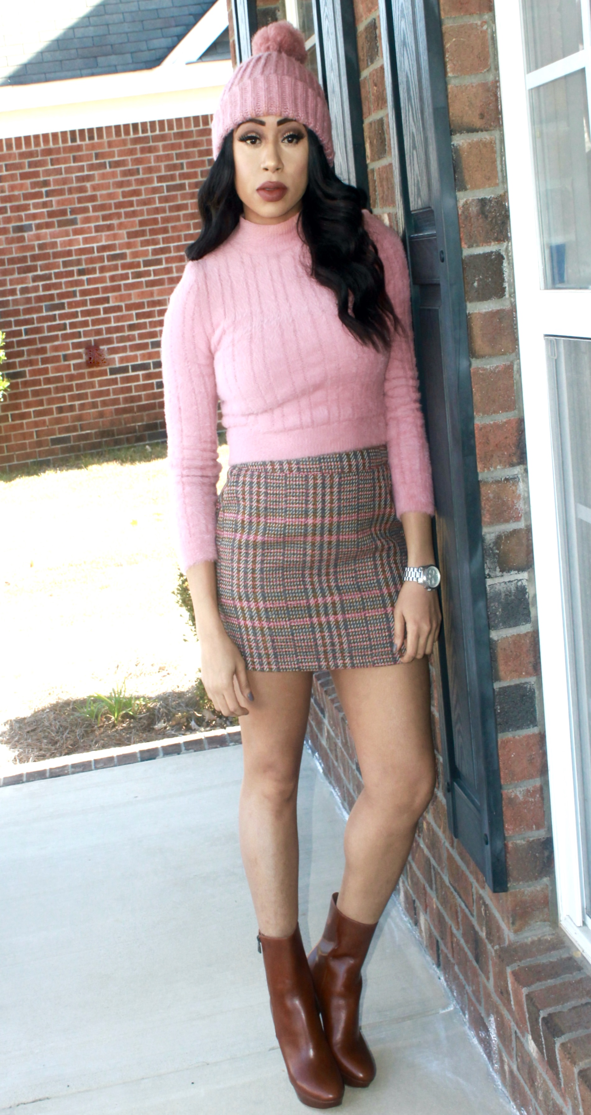 Blush Pink for Fall