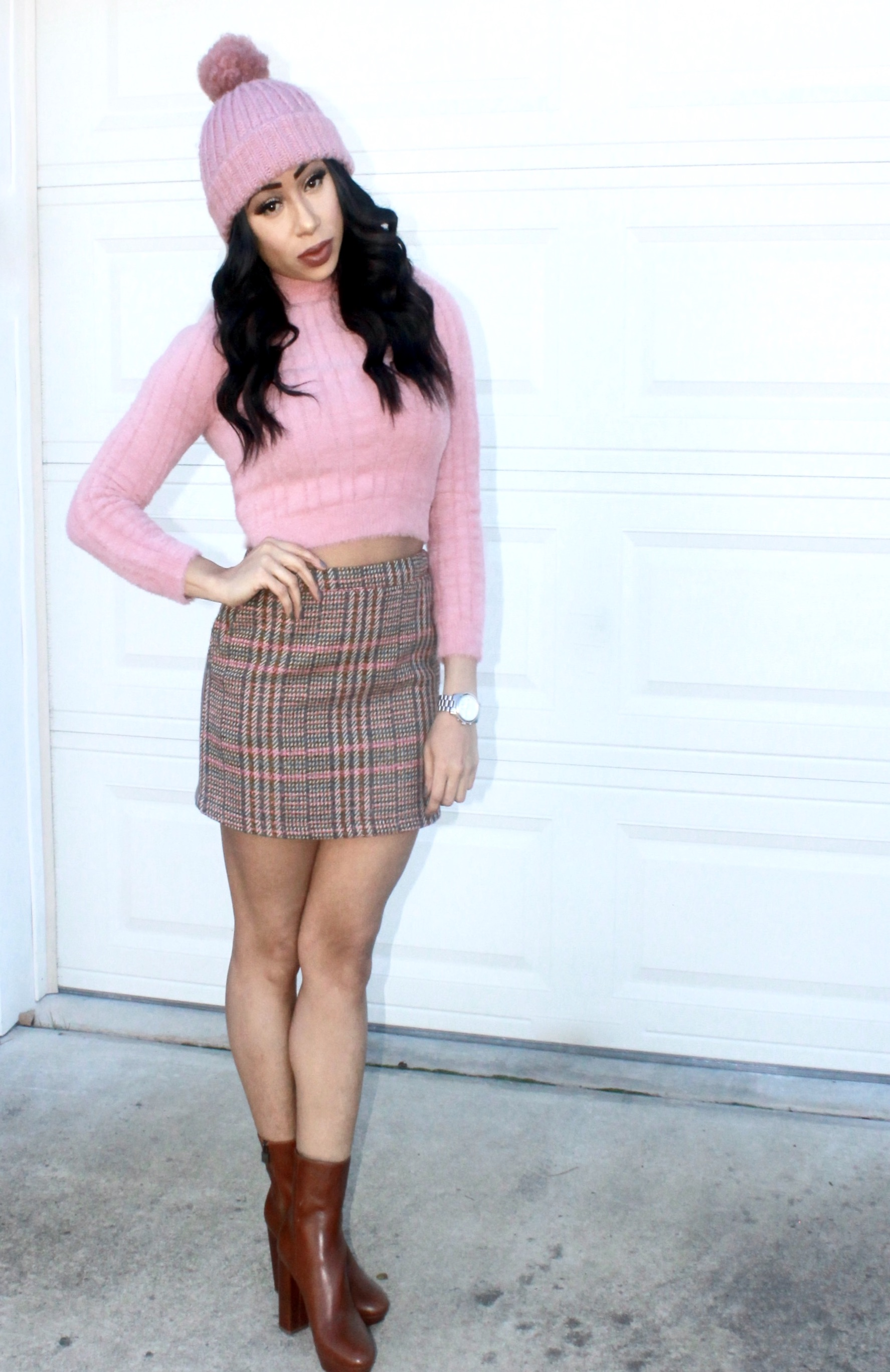 How to Take Blush Pink into fall
