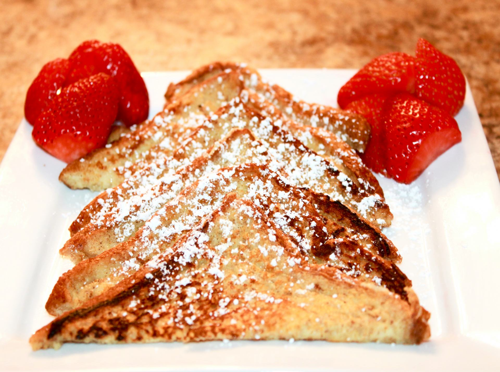 An amazingly easy recipe for French Toast