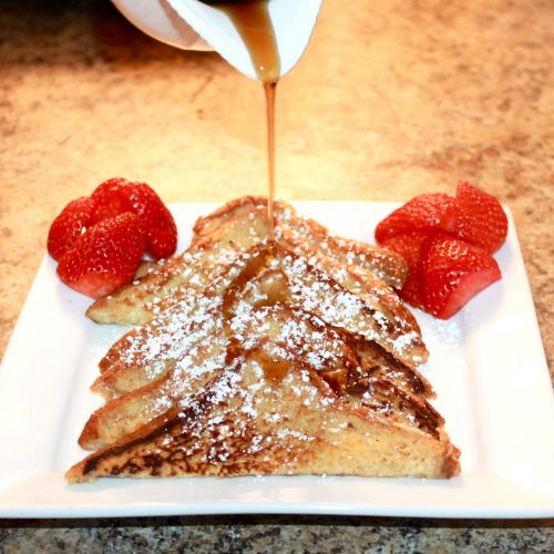 An Amazingly Easy French Toast Recipe