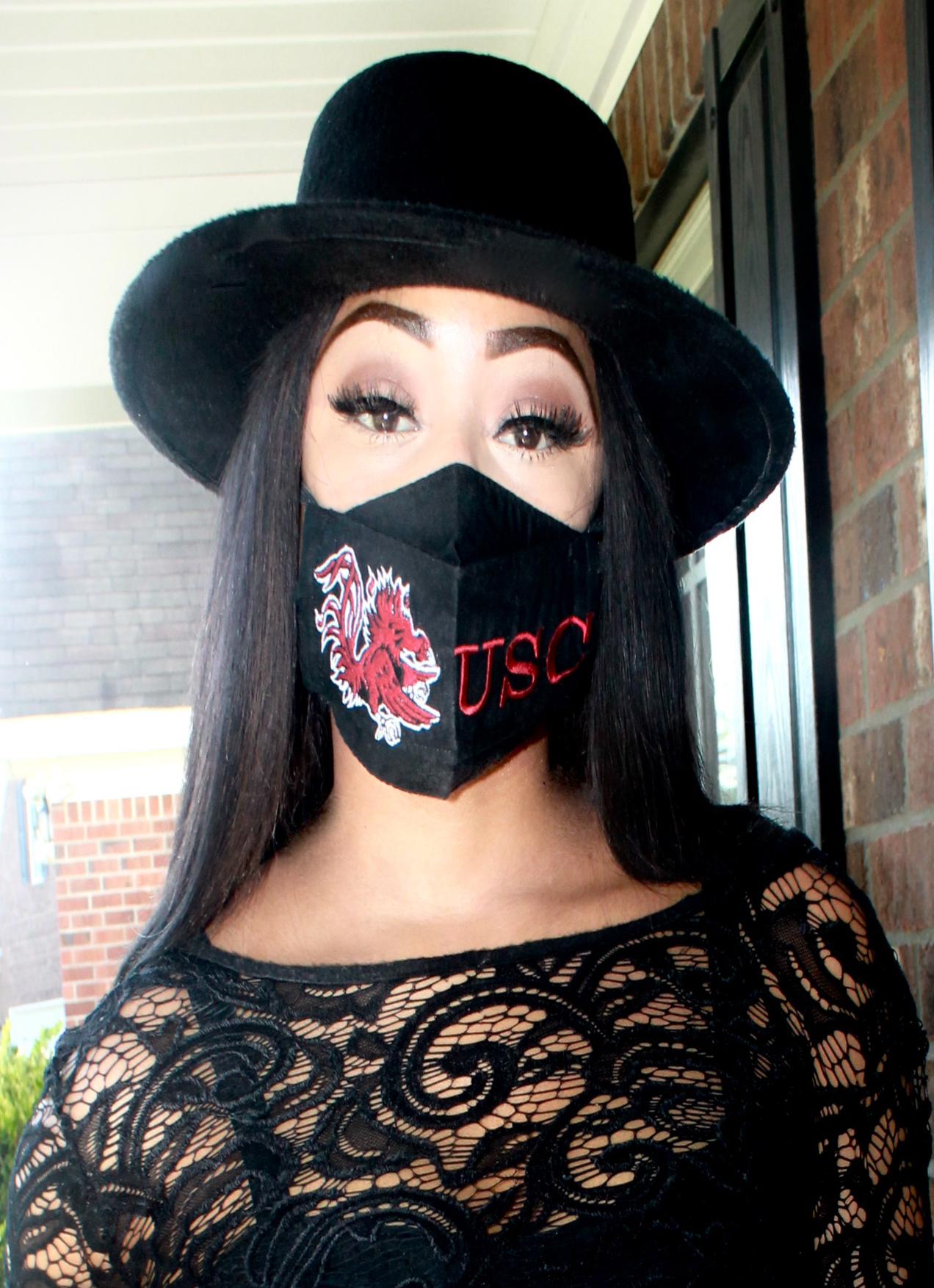 University of South Carolina Face Mask