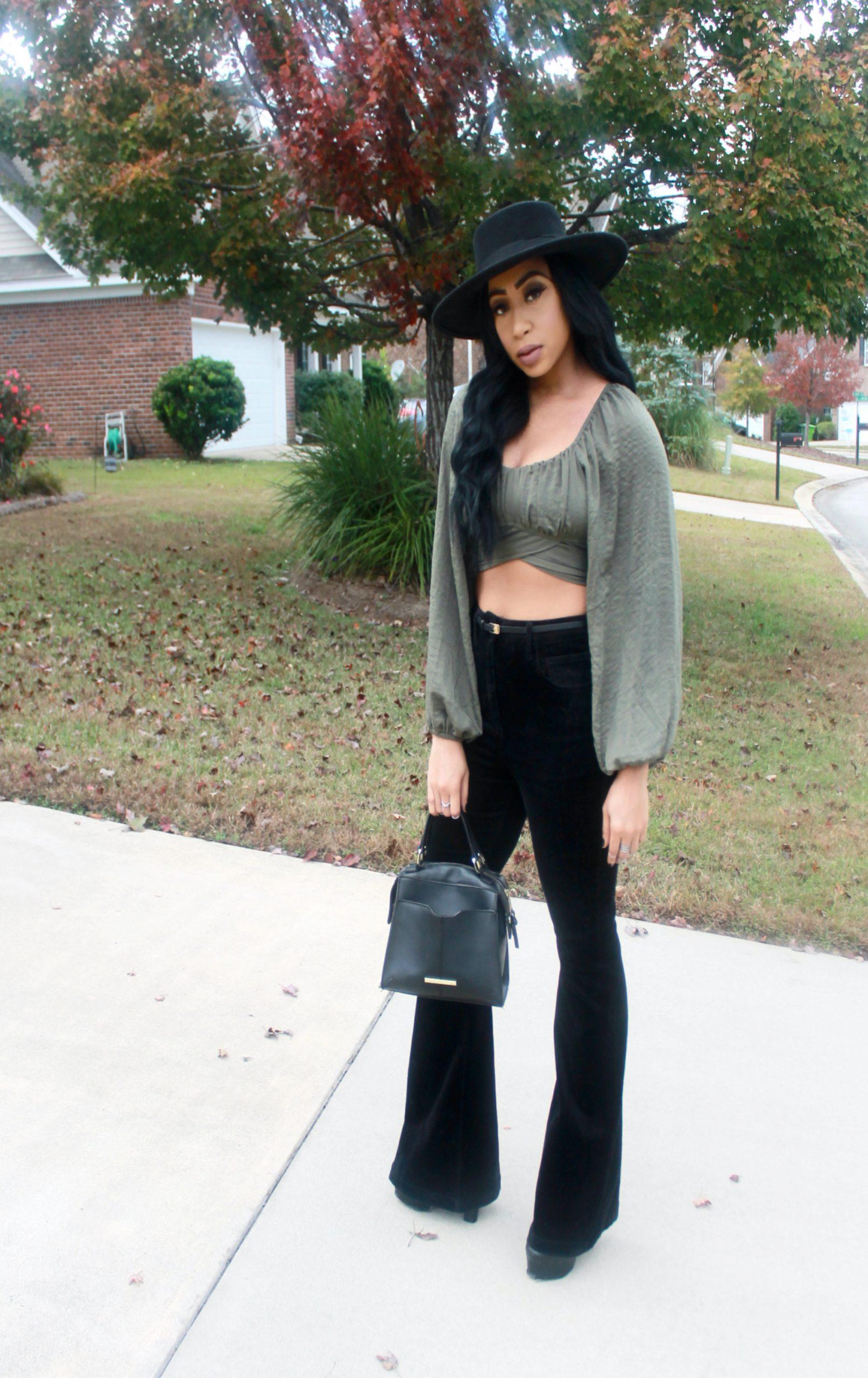 How to wear Wide Leg Jeans