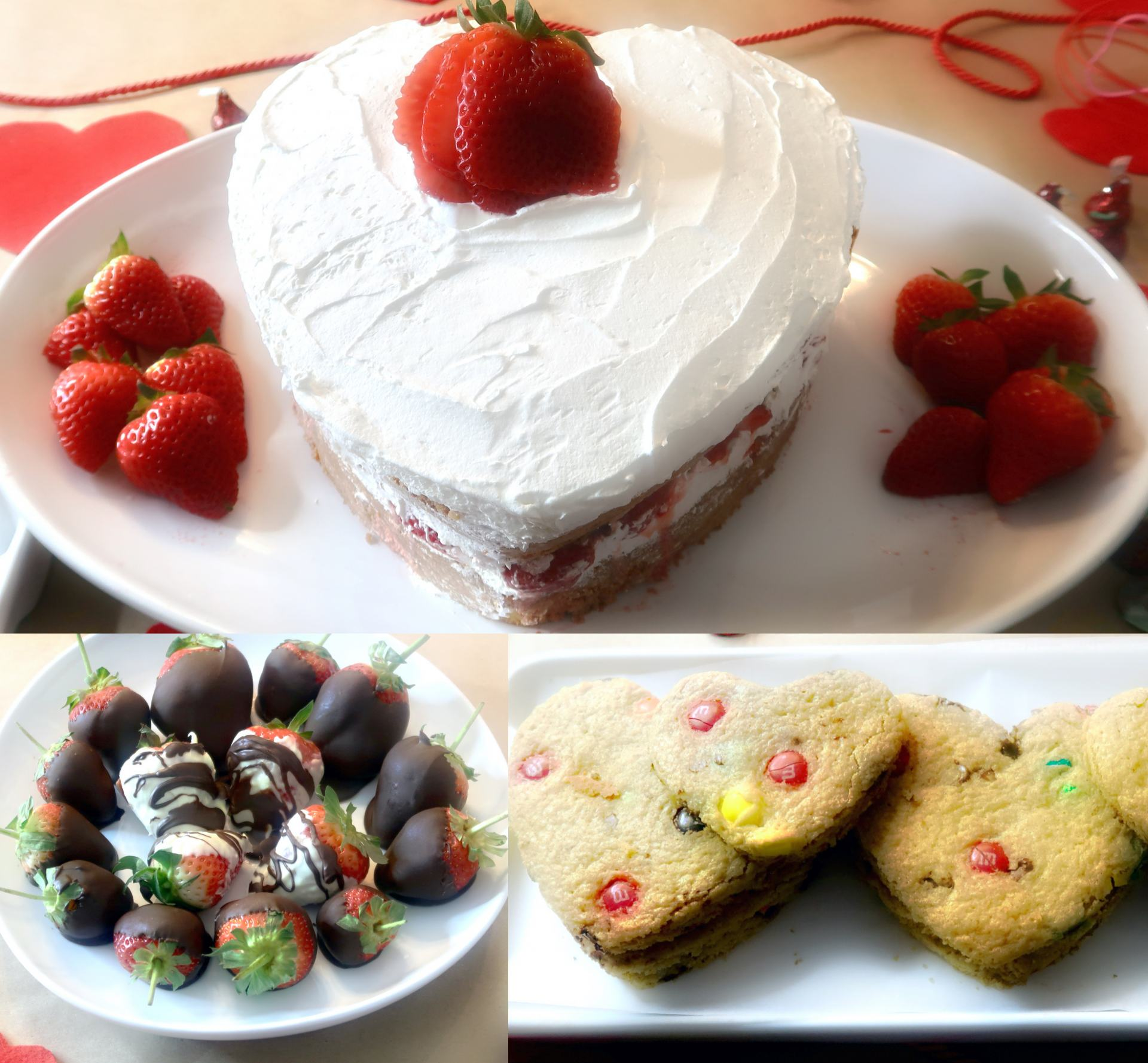 Sweet Treats for Valentine's Day
